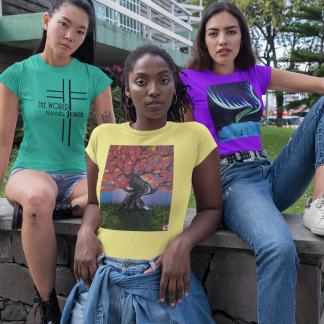 All Women's Shirts