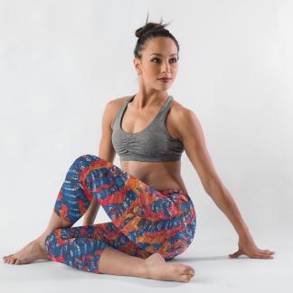 Women's Printed Leggings