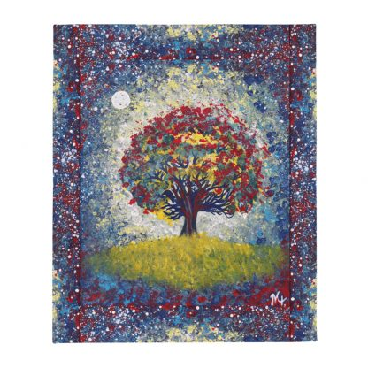 tree of change blanket